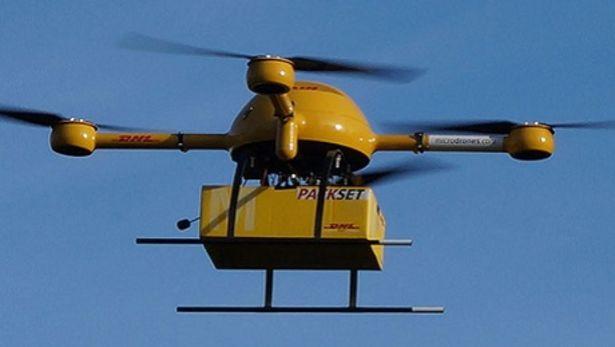 2b Ahead Trendanlyse: Wie marode Brücken die Drohnen schneller machen