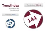 Trendindex 2016 STUDIE: Trendklima in deutscher Wirtschaft steigt signifikant