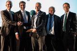 """Virgin-Atlantic-Director nimmt """"Innovations Award"""" in Empfang"""