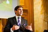 Sven Gabor Janszky, Zukunftsredner, CEO, 2b AHEAD ThinkTank