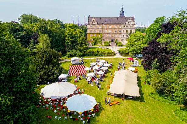 2b AHEAD Zukunftskongress 2017 Schlossgarten Wolfsburg