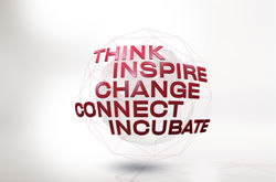 Tomorrowing Your Business. Think Inspire Change Connect Incubate
